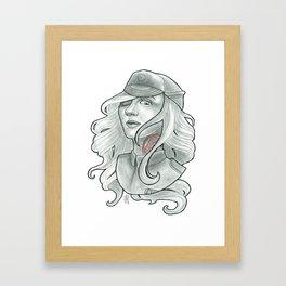 Officer of the Empire Framed Art Print