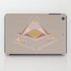 Pyramids 4 iPad Case