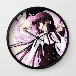Inu X Boku SS Wall Clock