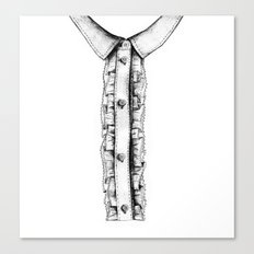 COLLAR Canvas Print