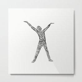 Yeah 1 Metal Print