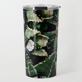Succulents on Show No 1 Travel Mug