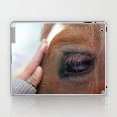 Horse healer Laptop & iPad Skin