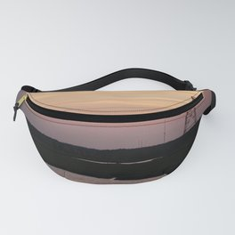 Cape Fear River Evening Fanny Pack