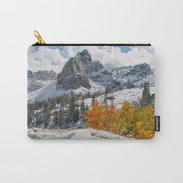 Sundial Mountain Peak Carry-All Pouch