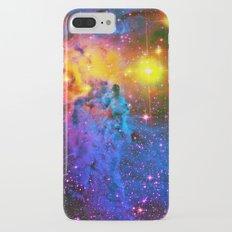Fox Fur Nebula II iPhone 7 Plus Slim Case