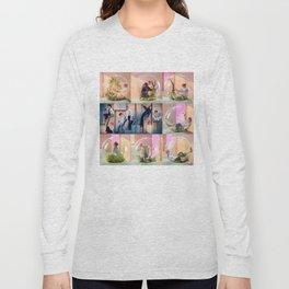 bts love yourself answer teaser Long Sleeve T-shirt