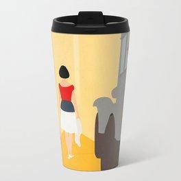 Kidnapping Caucasian Style Travel Mug