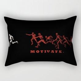 Motivate Rectangular Pillow