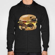 Pugs Burger Hoody