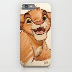 Simba Slim Case iPhone 6
