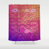 dragonball z Shower Curtains featuring A-Z... by LoRo  Art & Pictures
