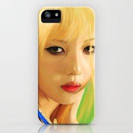 Joy - Red Velvet (Russian Roulette) iPhone Case