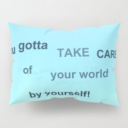 Fly: You Gotta Pillow Sham