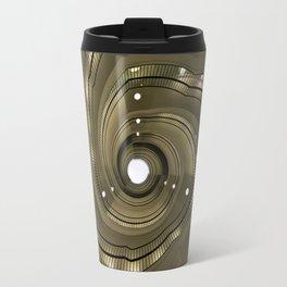 Modern spiral staircaise Travel Mug