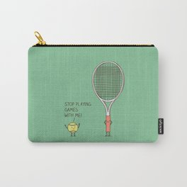 Angry ball Carry-All Pouch