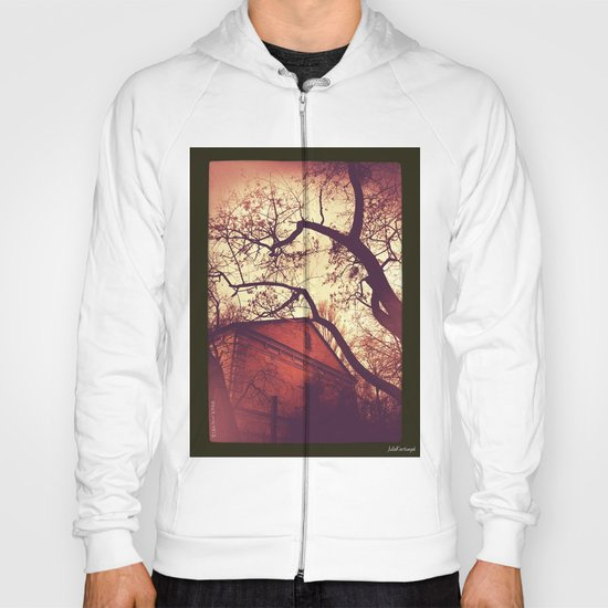 Spooky city sketches  Hoody