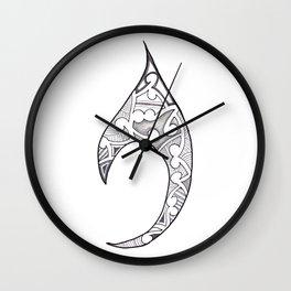 Koru Wall Clock