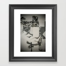All That I Got Is You Framed Art Print
