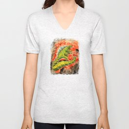 Godzilla : Ready To Rumble Unisex V-Neck