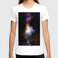 nebula T-shirts featuring Orion NebulA Colorful Full Image by 2sweet4words Designs