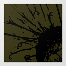 Abstract Xe Canvas Print