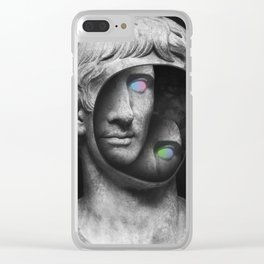 Psyc Clear iPhone Case