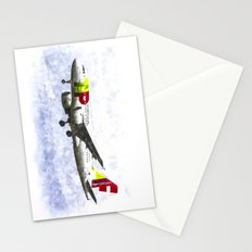 Air Portugal Airbus A319 Art Stationery Cards