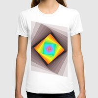 quilt T-shirts featuring Digital Quilt by Take F1ve