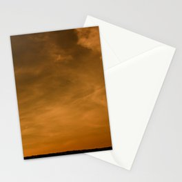 Twilight Bicycle Stationery Cards