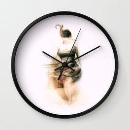 Lady Paris Wall Clock