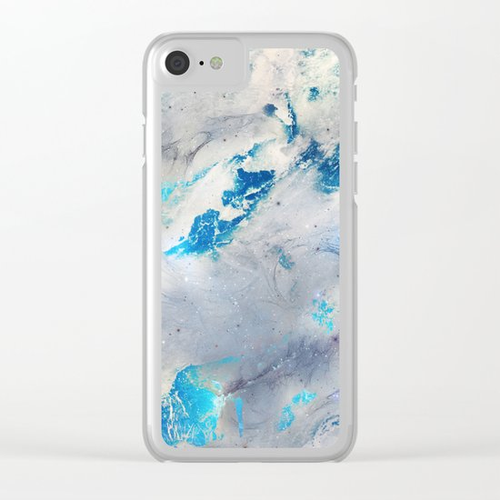 Linnutee Clear iPhone Case