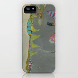 Bee Sunny iPhone Case
