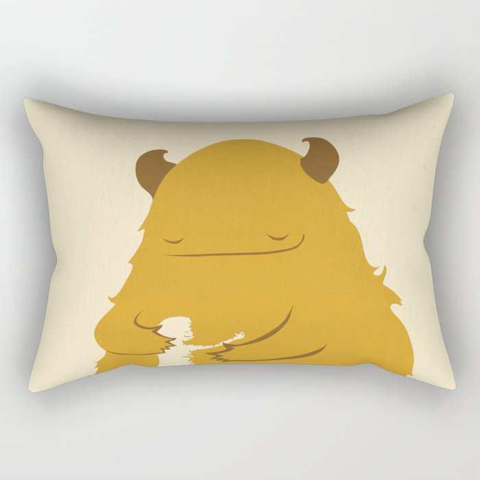 Everything Will Be Alright Rectangular Pillow