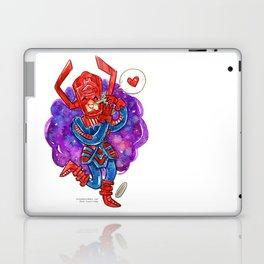 Eater of Worlds Hug! Laptop & iPad Skin