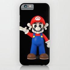 Skull Mario Slim Case iPhone 6s