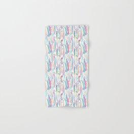 Rainbow Doodle & Dot Hand & Bath Towel