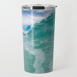 Giant Wall of Water Travel Mug