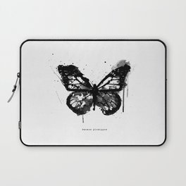 Black Monarch Laptop Sleeve