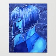 Lapis Canvas Print
