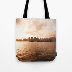 Golden Hour Tote Bag