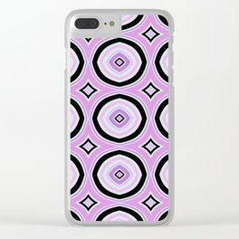 Passion Fruit Clear iPhone Case