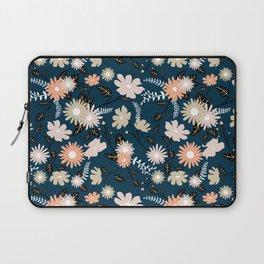 Marseille - Floral Pattern Laptop Sleeve