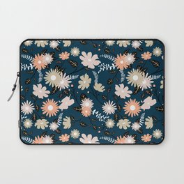 Marseille - Floral Pattern Laptop Sleeve