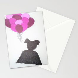 Ode to Audrey Stationery Cards