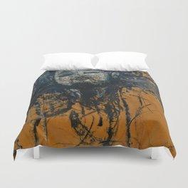 "Amedeo Modigliani ""Diego Rivera"" (1916) Duvet Cover"