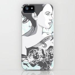 Susan Pevensie iPhone Case