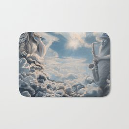 Great Gig in the Sky Bath Mat