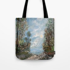 Almost at the Shore! Tote Bag
