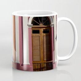 two houses in Puerto Rico Coffee Mug